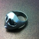 Sterling Silver 925 Spectral Ghost Phantom Ring