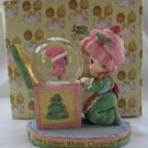 Precious Moments Christmas Snow Globe NIB