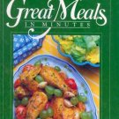 Great Meals in Minutes Chicken & Game Hen Menus Cookbook