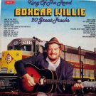Boxcar Willie - King Of The Road LP – 1980 Railroad Songs