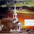 Cal Farley's Boys Ranch - King of Love LP 1979 – A Christmas Musical