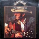 Don Williams - Expressions LP – MCA 1979 Sealed