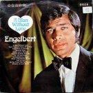 Engelbert Humperdinck - A Man Without Love LP – German Import - Decca/Royal Sound