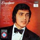 Engelbert Humperdinck – Engelbert  LP – German Import Decca/Bunte  1969