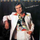 George Jones -  I Am What I Am LP – Epic 1980