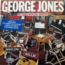 George Jones - My Very Special Guests LP – Epic 1979 Sealed