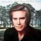 George Jones - Who's Gonna Fill Their Shoes LP – Epic 1985 Sealed
