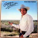 George Strait - Ocean Front Property LP – MCA 1987 Sealed