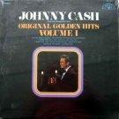 Johnny Cash - Original Golden Hits Vol I LP – RCA/Sun Records Sealed