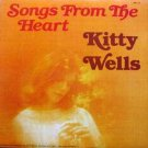 Kitty Wells - Songs From The Heart LP - 1980