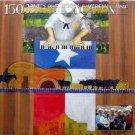Light Crust Doughboys - 150 Years Texas Country  LP 1986 Limited Edition