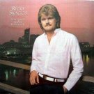 Ricky Skaggs - Don't Cheat In Our Hometown LP – Epic 1983 Sealed