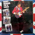 Ricky Skaggs - Live In London LP – Epic Records 1985 Sealed