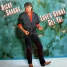 Ricky Skaggs - Love's Gonna Get Ya!  LP – Epic 1986 Sealed