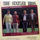 Statler Brothers - Entertainers On & Off the Record LP - Mercury 1978