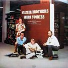 Statler Brothers - Short Stories LP - Mercury 1977