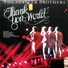Statler Brothers - Thank You World LP - Mercury 1974
