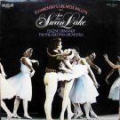 Suite From Swan Lake – Tchaikovsky's Greatest Ballets Vol 2 – RCA Red Seal 1973 LP