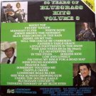50 Years of Bluegrass Hits Volume 3 – 1986 CMH – 2-Record Set Sealed