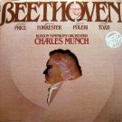 "Beethoven Symphony No. 9 in D Minor, Op. 125 ""Choral"" LP – RCA Gold Seal 1980"