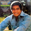 Charley Pride – Country Feelin' LP – RCA Records 1974