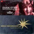 Dark Eyes:  Gypsy & Old Russian Folk Songs Instrumental LP – SESAC 1960s