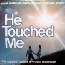 He Touched Me – Greatest Gospel Hits Ever LP 2-Record Set 1978 Oak Ridge Boys & More