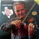 Johnny Gimble – The Texas Fiddle Collection LP – CMH 1981 2-Record Set Sealed