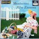 Mantovani – Film Encores LP – London Records Blueback Label FFSS 1957