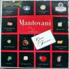 Mantovani – Gems Forever LP - London Records Blueback Label FFSS 1959