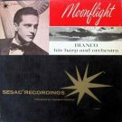 Bianco, His Harp & Orchestra – Moonflight LP – SESAC Recordings 1950s