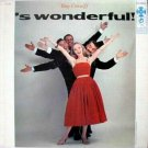 Ray Conniff – 's Wonderful! LP – Columbia Records 1950s