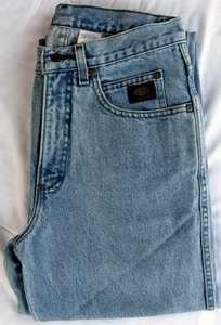 Harley Davidson Traditional Fit Denim Jeans Men�s 30x36 Light Blue A