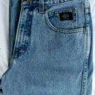 Harley Davidson Traditional Fit Denim Jeans Men's 30x36 Medium Blue B