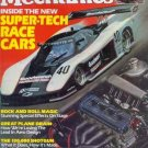 Popular Mechanics Magazine March 1986 – Inside the New Super-Tech Race Cars Chevy Vs. Ford
