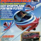 Popular Mechanics Magazine April 1987 – Exclusive Burt Rutan's Hot Sportplane for New Flyers