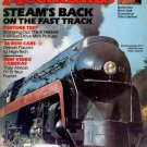 Popular Mechanics Magazine September 1985 – Steam's Back on the Fast Track - Chattanooga 611