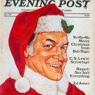 The Saturday Evening Post December 1978 – Merry Christmas from Bob Hope