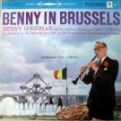 Benny Goodman – Benny in Brussels LP – Columbia Records 1958