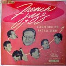 Claude Bolling – French Jazz LP – Bally Records 1956