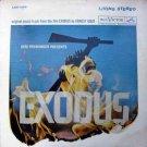 Ernest Gold – Exodus Soundtrack LP – RCA Records 1960