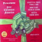 Firestone Presents Your Christmas Favorites Volume 7 – LP - 1968 Leontyne Price +