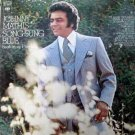 Johnny Mathis – Song Sung Blue LP Columbia Records, 1972