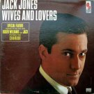 Jack Jones – Wives And Lovers LP – Kapp Records, Inc. 1963 Mono