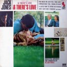 Jack Jones – There's Love & There's Love & There's Love LP – Kapp Records 1966 Mono