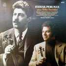 Itzhak Perlman Plays Fritz Kreisler LP – Angel Records 1976