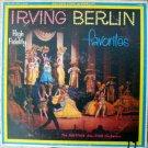 Irving Berlin Favorites LP Mayfair All-Star Orchestra – Golden Tone Hi-Fi