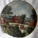"""General Tryon's Palace"" GORHAM Southern Landmark Series Plate – Limited Edition"