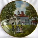 """Mount Vernon"" GORHAM Southern Landmark Series Plate – Limited Edition"