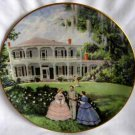 """Elmscourt"" GORHAM Southern Landmark Series Plate – Limited Edition"